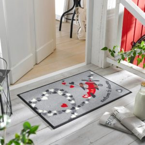 tapis-de-sol-personnalise-maison-entree-welcome-to-heaven