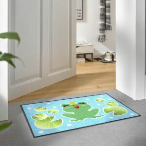 tapis-de-sol-chambre-enfant-the-frog-princess