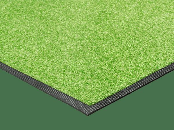 tapis-de-sol-maison-entree-monocolor-apple-green