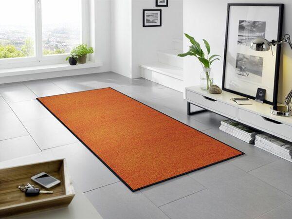 tapis-de-sol-maison-entree-monocolor-burnt-orange