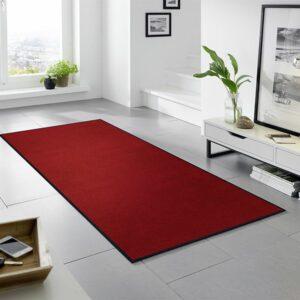 tapis-de-sol-maison-entree-monocolor-regal-red