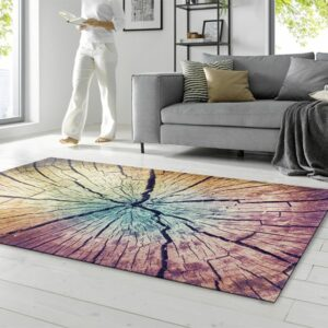 tapis-de-sol-personnalise-maison-deco-salon-wood-land