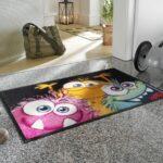 tapis-maison-personnalise-maison-entree-paillasson-spookies-milieu