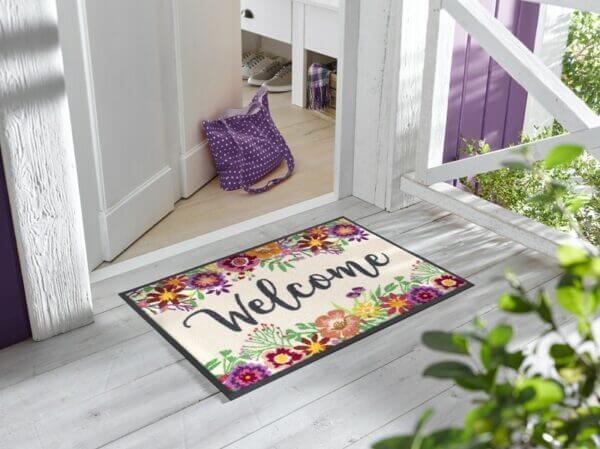 tapis-maison-personnalise-maison-entree-paillasson-welcome-blooming-milieu