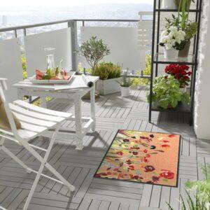 tapis-maison-personnalise-maison-entree-paillasson-wildflowers